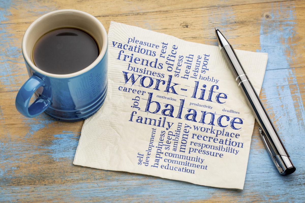 Work-Life-Balance offenbar entscheidendes Auswahlkriterium für die Arbeitgeberwahl