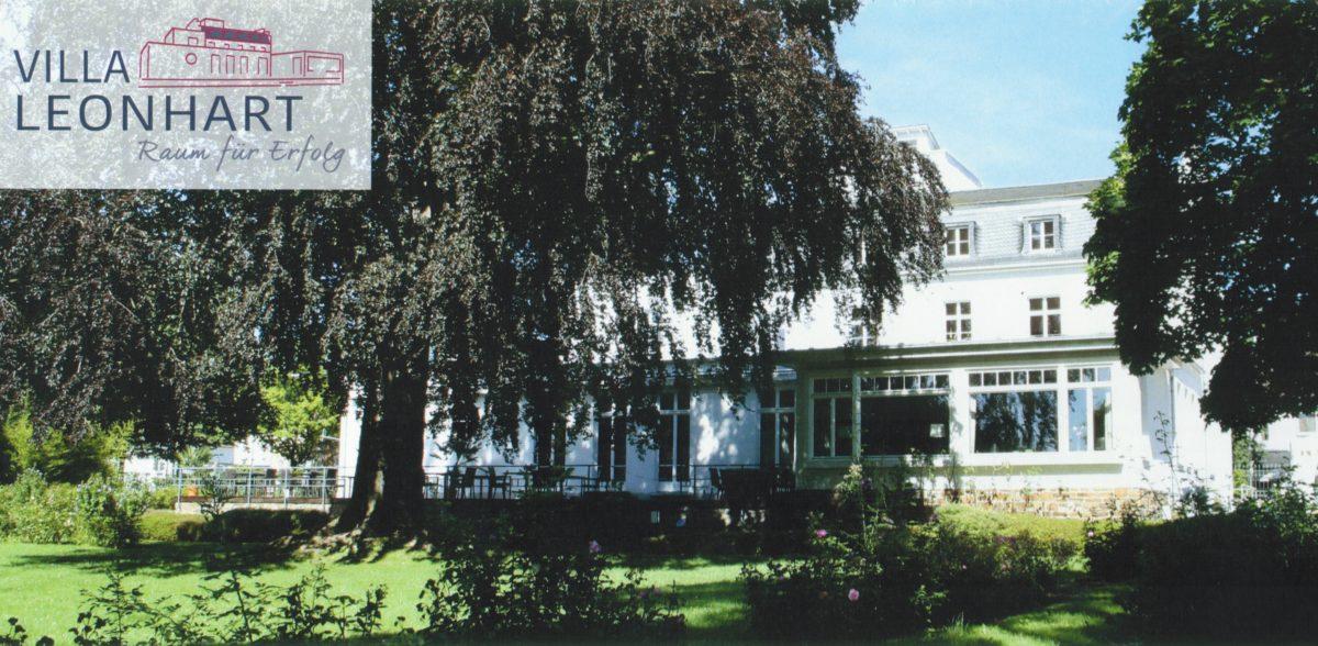 Villa Leonhart Königswinter – wunderbare Location für viele Gelegenheiten