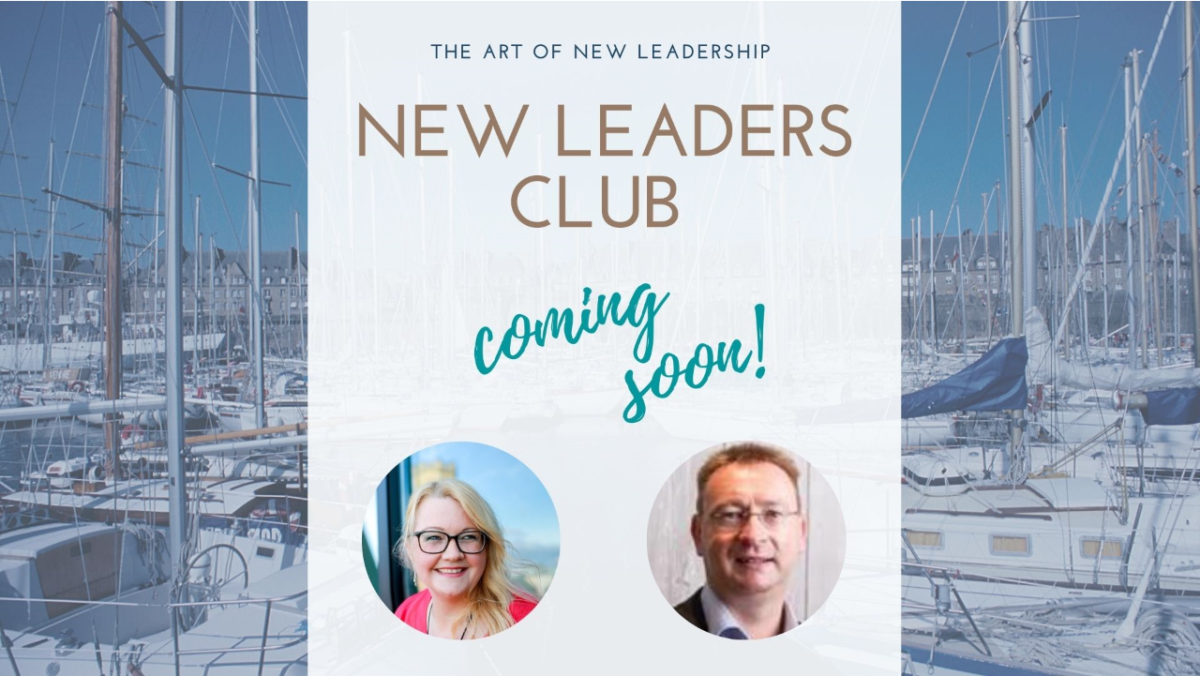 Coming soon: New Leaders Club