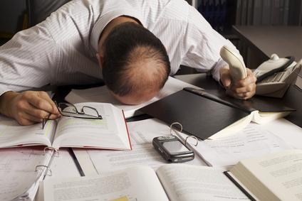 Psychische Belastungen der Arbeitnehmer sind gestiegen