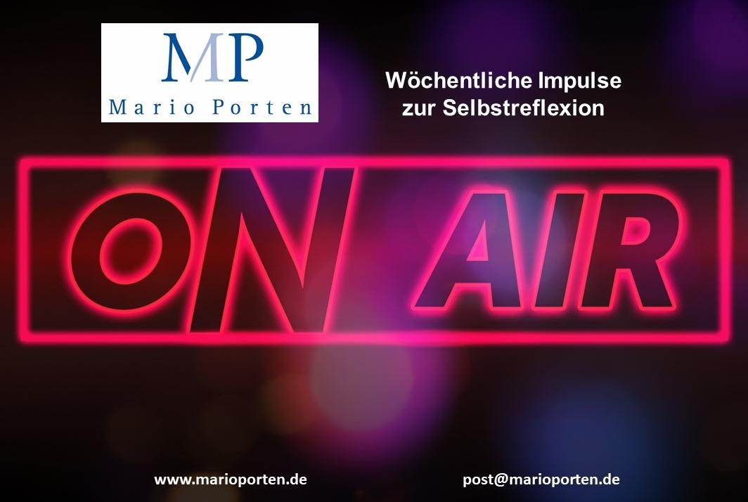 als Podcast: Der Wochenendimpuls vom 23.01.2021