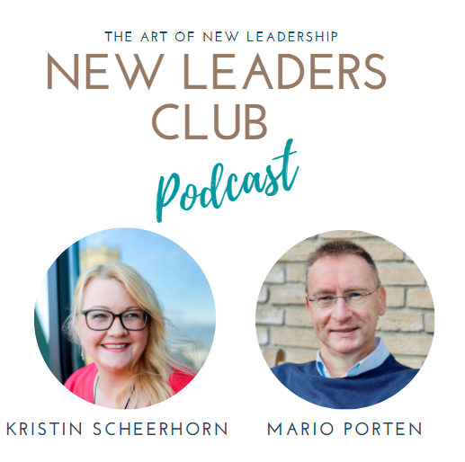 New Leaders Club Podcast: Hier ist Folge 3!